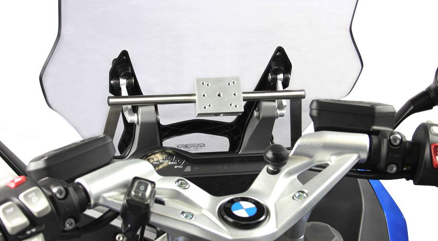gps mount for bmw r 1200 rs lc 2015 motorcycle. Black Bedroom Furniture Sets. Home Design Ideas