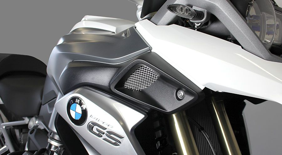 air intake grid for bmw r1200gs lc 2013 2016. Black Bedroom Furniture Sets. Home Design Ideas