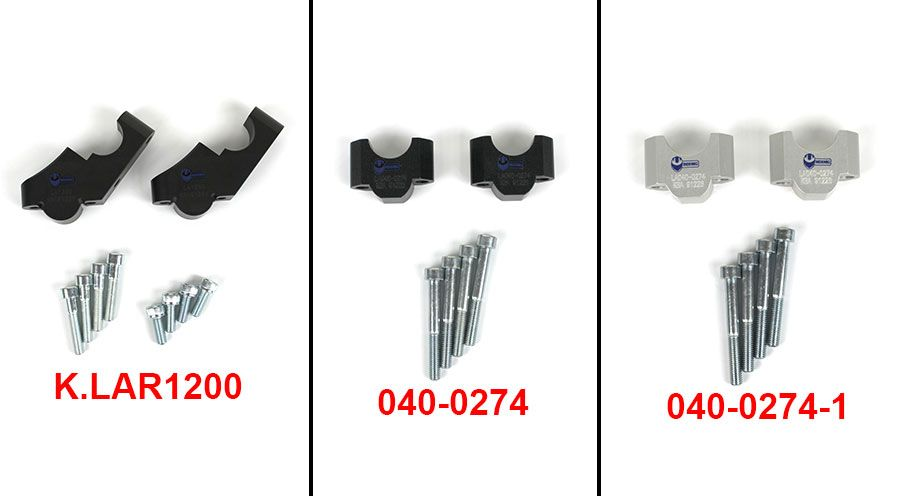 for BMW R 1200 GS//R 1200 GS Adventure 2008 2009 2010 2011 2012 Xitomer R 1200 GS ADV Handlebar Risers Balck