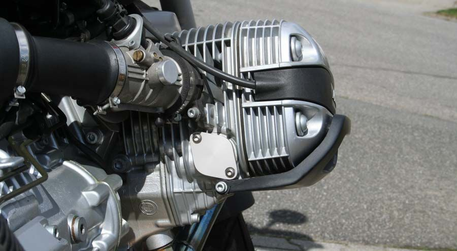 Camshaft lid for BMW R1100RT, R1150RT