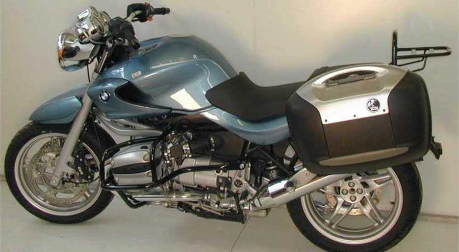 crash bars for bmw r850r 03 r1150r motorcycle. Black Bedroom Furniture Sets. Home Design Ideas