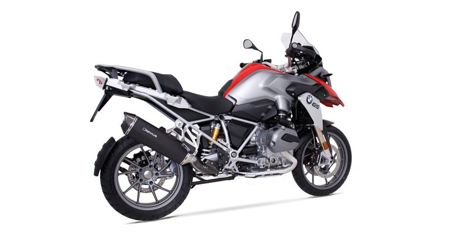 remus hexacone exhaust for bmw r1200gs lc 09 2016. Black Bedroom Furniture Sets. Home Design Ideas