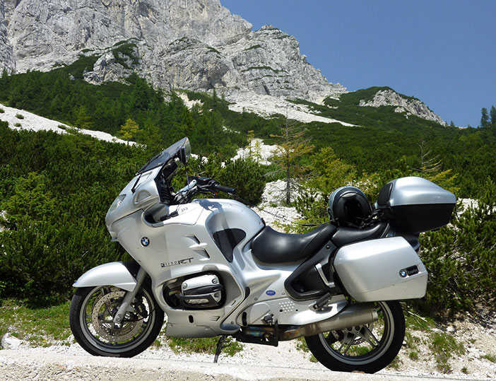 BMW R 1150 RT - BMW Motorcycle Picture Contest ...