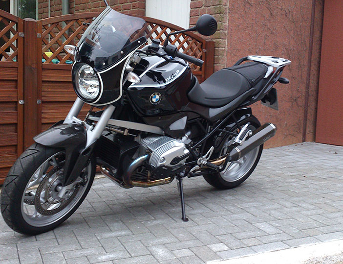 Bmw R1200r Bmw Motorcycle Picture Contest Motorcycle