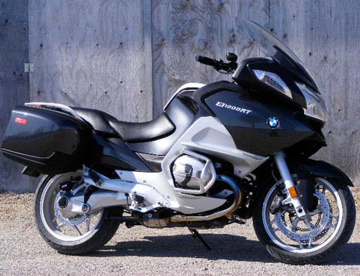 Bmw R 1200 Rt Bmw Motorcycle Picture Contest Motorcycle Accessory Hornig Parts For Your