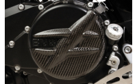 Carbon protector for clutch cover