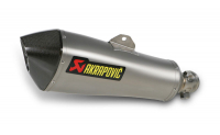 K1300S & K1300R Akrapovic slip on Exhaust