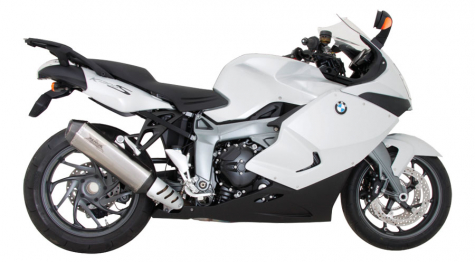 BMW K1300S Remus Hexacone Exhaust