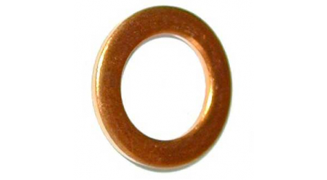 BMW F800S, F800ST & F800GT Copper washer for sump plug