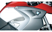 R 1200 GS Stainless steel tank grille