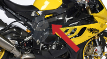 BMW S1000RR Frame Protection