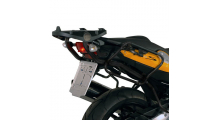 BMW F800S, F800ST & F800GT Side case mounting