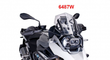 R 1200 GS, LC (2013-) & R 1200 GS Adventure, LC (2014-) Sport windshield