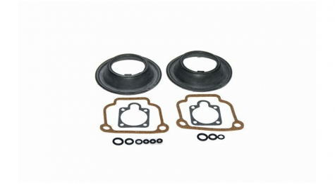 Gasket kit for two 32mm Bing constant depression