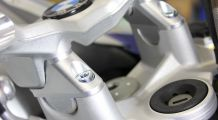 Handlebar Risers with Offset for BMW R 1200 RS, LC (2015-)
