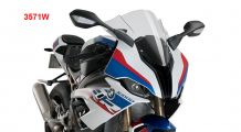 BMW S1000RR (2009-2018) Racing screen
