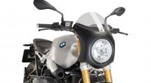 BMW R1200R & RnineT Retro fairing windscreen