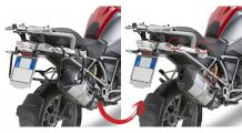 BMW R 1200 GS, LC (2013-) & R 1200 GS Adventure, LC (2014-) Side case mounting Dolomiti