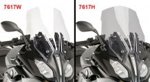 BMW R 1200 RS, LC (2015-) Touring windshield
