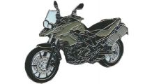 BMW F650GS (08-), F700GS & F800GS Pin F 700 GS (grey)