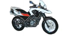 BMW G 650 GS Pin G 650 GS