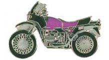 BMW R 100 Model Pin R 80 / 100 GS (purple)