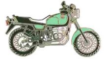BMW R 100 Model Pin R 100 R (turquoise)