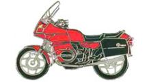 BMW R 100 Model Pin R 100 RT (red)