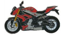 BMW S1000R Pin S 1000 R (red)
