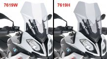 BMW S 1000 XR Touring windshield