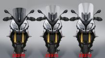 BMW S 1000 XR ZTechnik Windscreen
