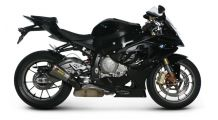 BMW S1000R Akrapovic slip on Exhaust