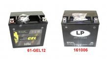 BMW F650GS (08-), F700GS & F800GS Gel battery