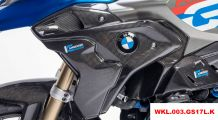 BMW R 1200 GS, LC (2013-) & R 1200 GS Adventure, LC (2014-) Carbon Air Intake left