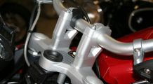 BMW R1200GS, R1200GS Adventure & HP2 Handle Bar Risers