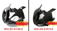 BMW S1000RR Front Fairing