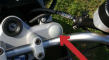 BMW R850GS, R1100GS, R1150GS & Adventure Fork tube cover