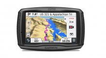BMW F800R Nav Garmin Zumo 595LM Europe