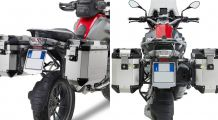 BMW R 1200 GS, LC (2013-) & R 1200 GS Adventure, LC (2014-) Side case mounting for Trekker Outback