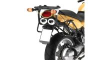 BMW R1100S Top case mounting