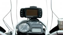 BMW R1200GS, R1200GS Adventure & HP2 GPS Mount 1