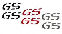 BMW R850GS, R1100GS, R1150GS & Adventure GS Sticker