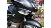 BMW K1200LT Clear indicator lenses front