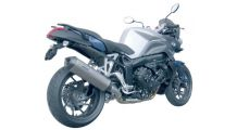 BMW K1200S Remus HexaCone without convertor