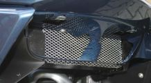 BMW K1200GT (06-) Oil cooler screens