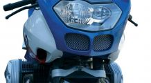 BMW R1200S & HP2 Sport Oil cooler screens BMW R1200S