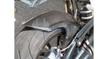 BMW R nine T Rear mudguard