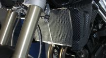 BMW F800R Cooler protection