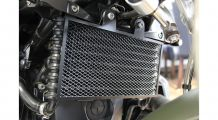 BMW R nine T Cooler protection