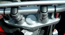 BMW F 650, CS, GS, ST, Dakar Handlebar screw cover